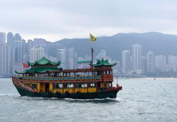 TESOROS DE CHINA Y HONG KONG