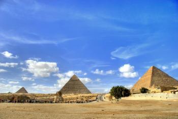 EGIPTO: HISTORIA Y RELAX CON SHARM