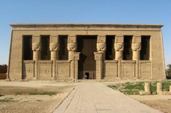 ESCAPATE A EGIPTO CON DENDERAH