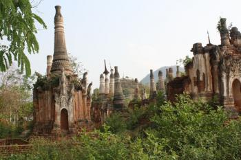 CORAZON DE MYANMAR